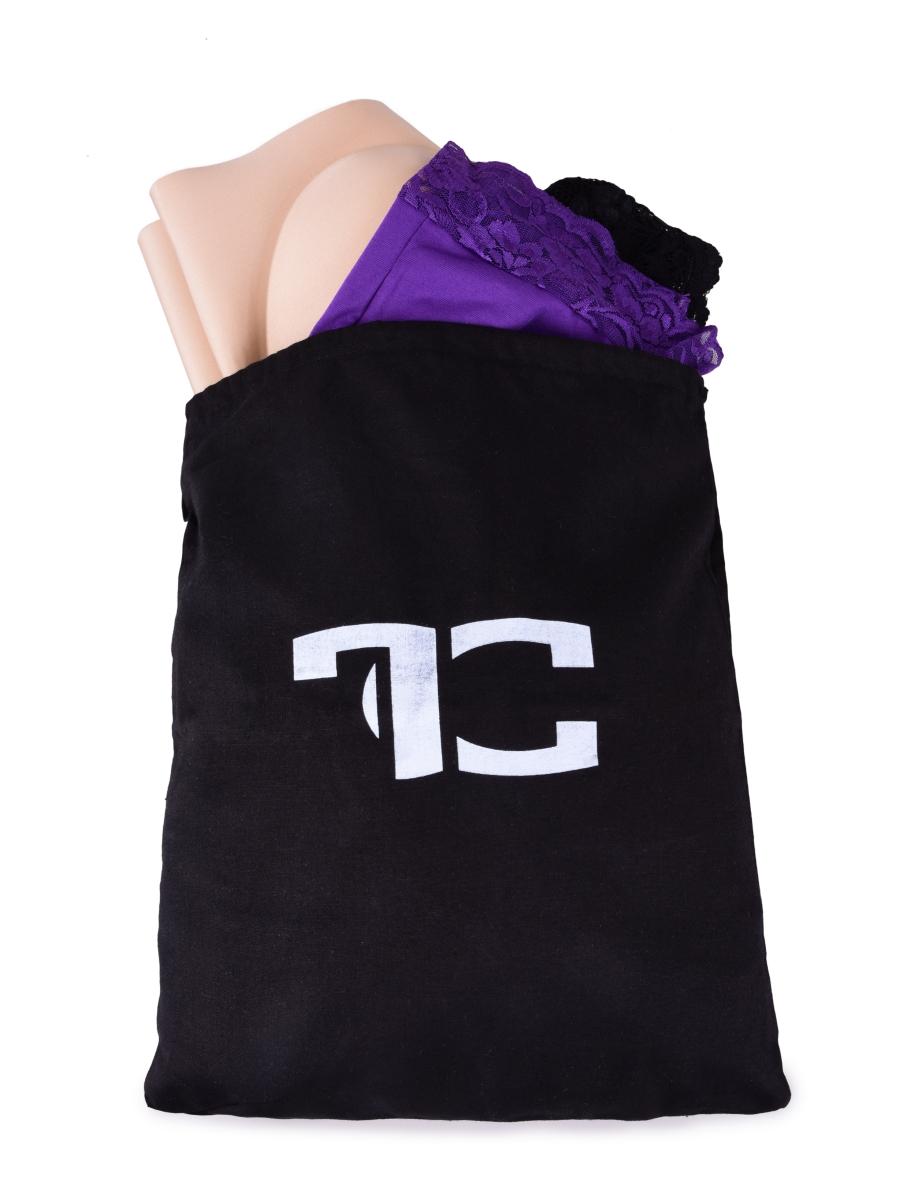 FC0999-Textilné vrecko na obuv alebo bielizeň
