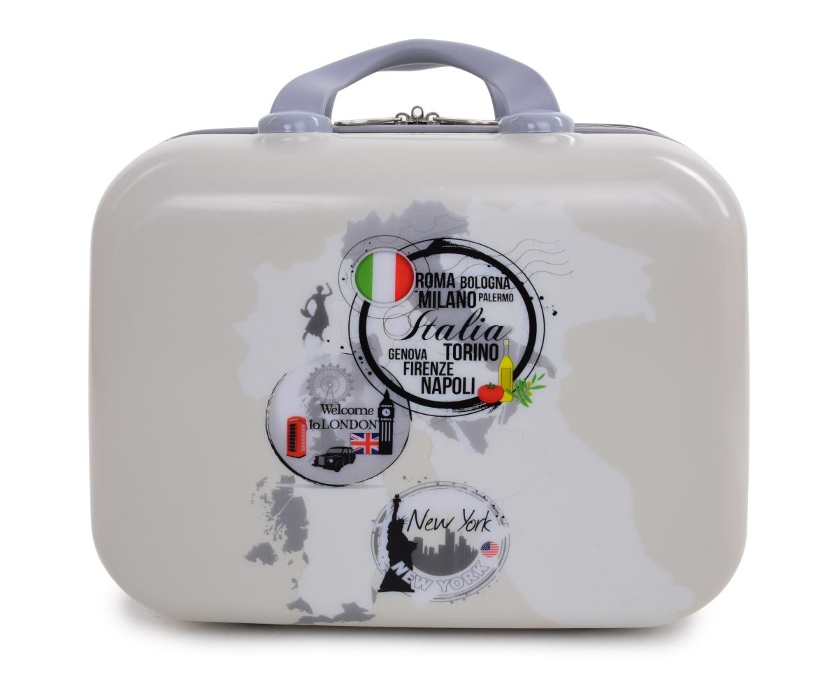 Kufr příruční menší, POST STAMP