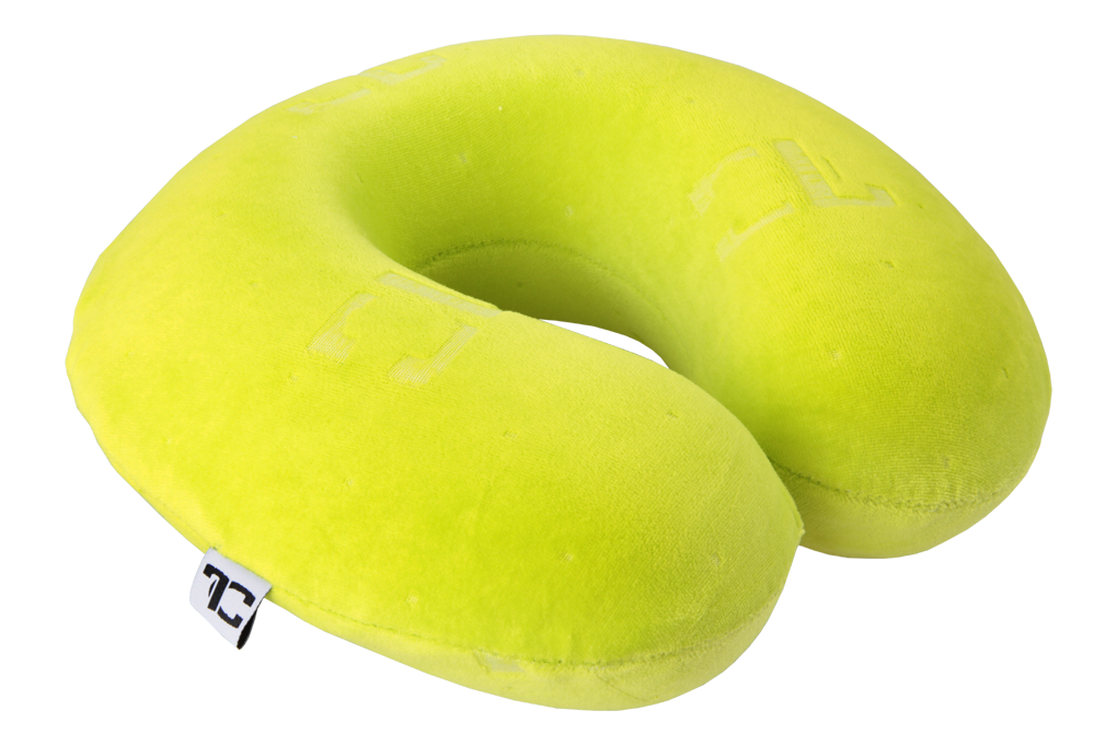 ANATOMIXX měsíc zelený, cestovní relaxační polštář