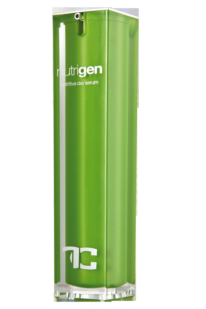 CANNABIUM nutrigen 2in1 denní pleťový krém & sérum v jednom s konopným olejem