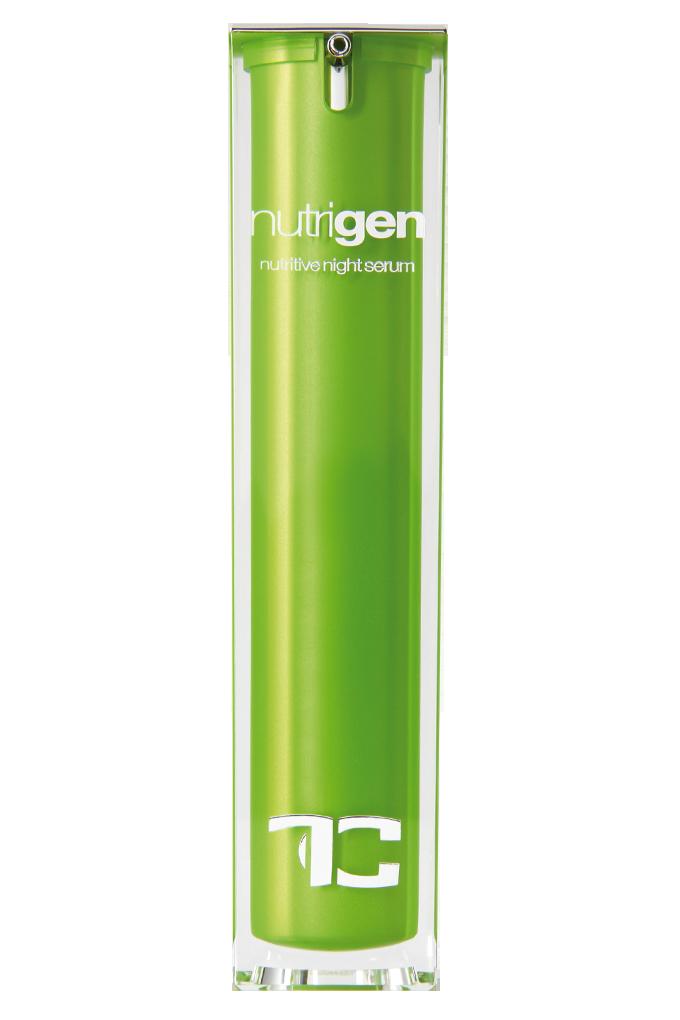FC6592-CANNABIUM nutrigen 2in1 nočný pleťový krém & sérum v jednom s konopným olejom