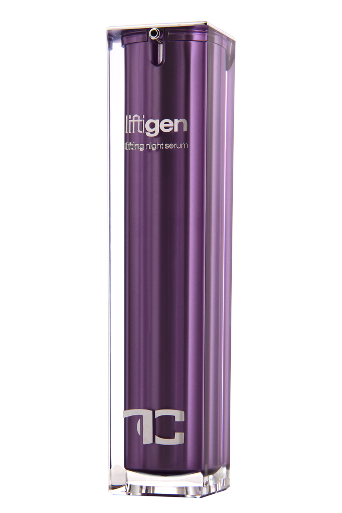 MACADAMIA liftigen 2in1 noční pleťový krém & sérum v jednom s makadamovým olejem