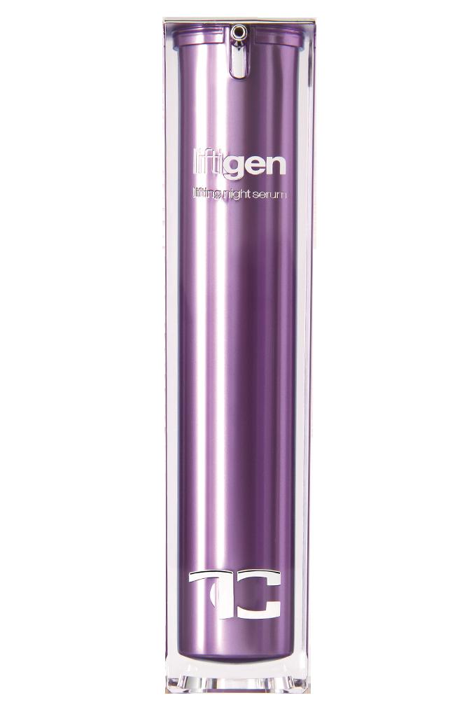 FC6594-MACADAMIA liftigen 2in1 nočný pleťový krém & sérum v jednom s makadamovými olejom