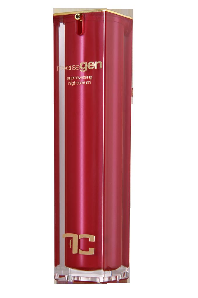 ARGAN reversegen noční pleťový krém a sérum v jednom s arganovým olejem