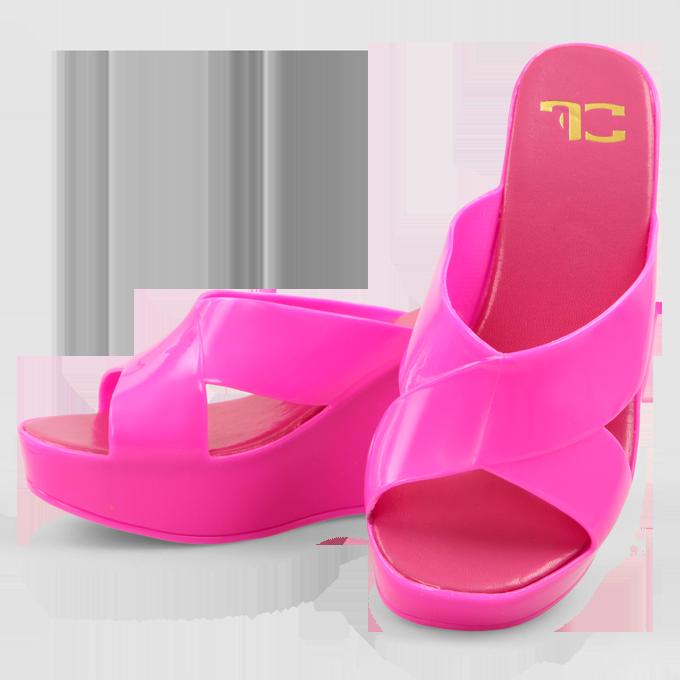 TALIA střevíčky, parfemované, pink
