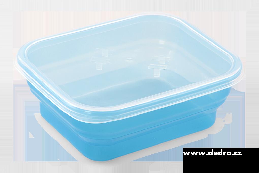 Boxík svačinka 950ml modrý