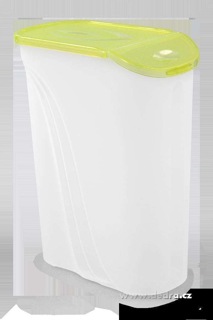 BOX s vekom 1,3 l - zelená