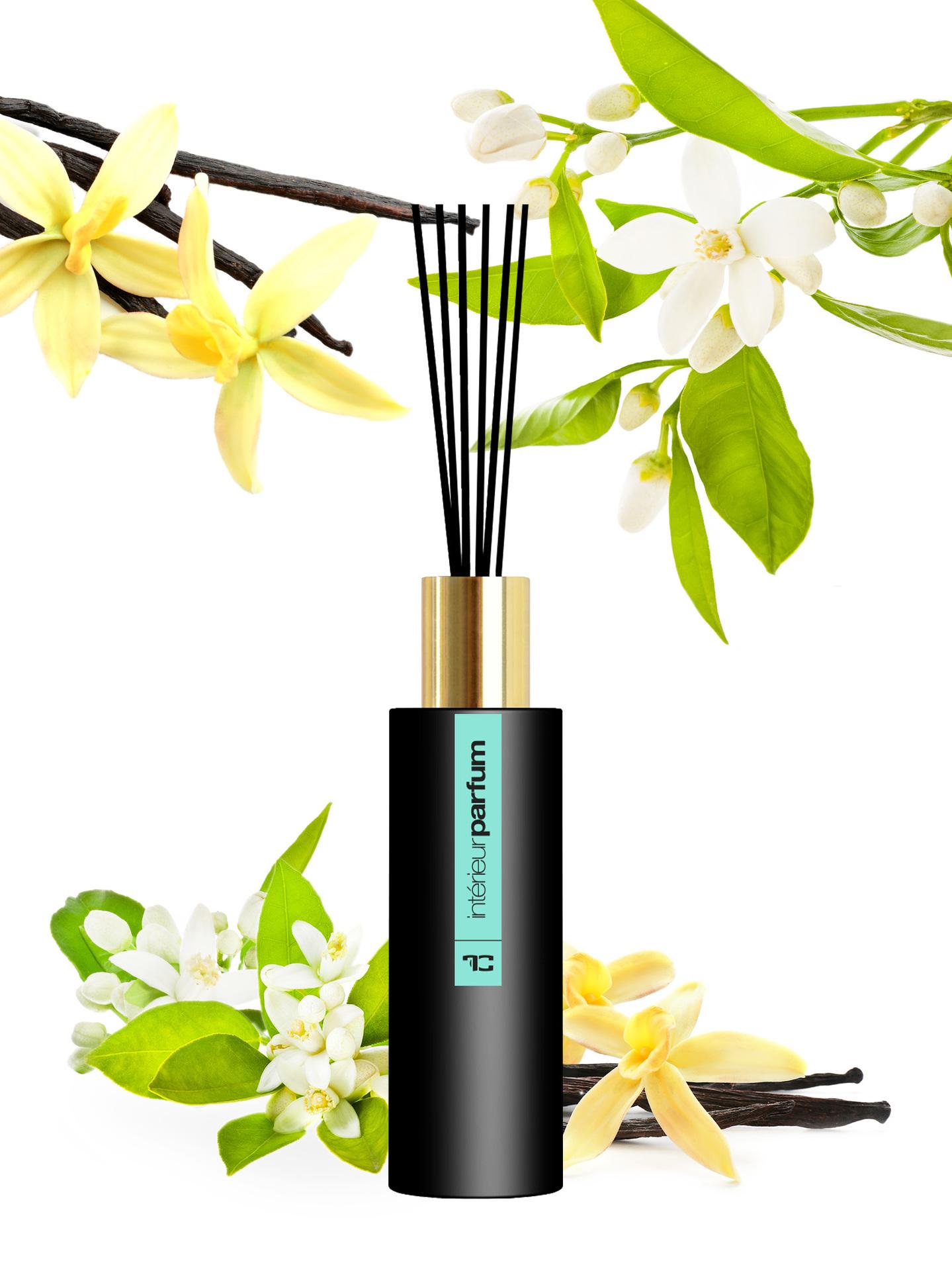 Interiérový parfém, REFRESHING, vonný roztok s vysokým obsahem parfémové kompozice