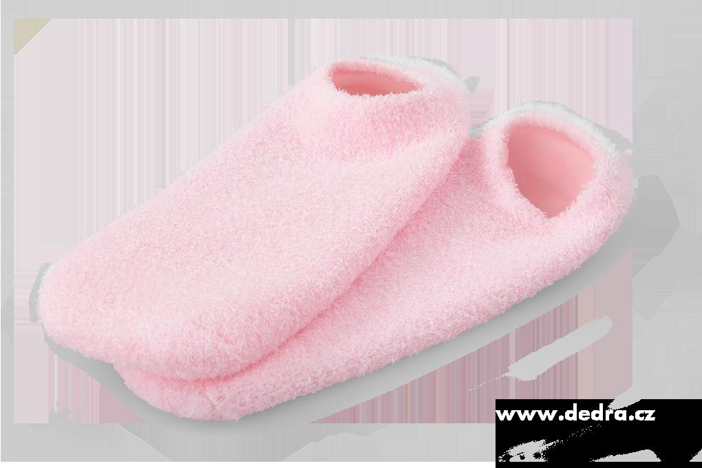 Self acting gel nourishing gelové ponožky