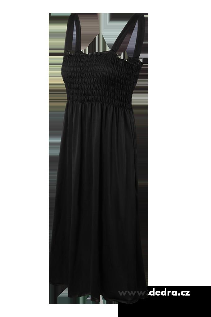 KARYN krátké šaty, černé
