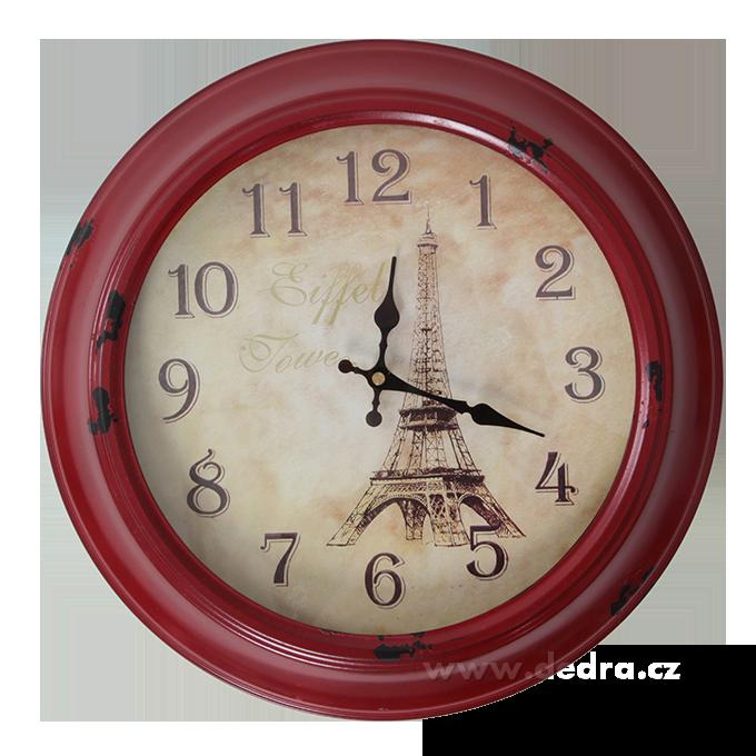 Nástěnné hodiny, PARIS