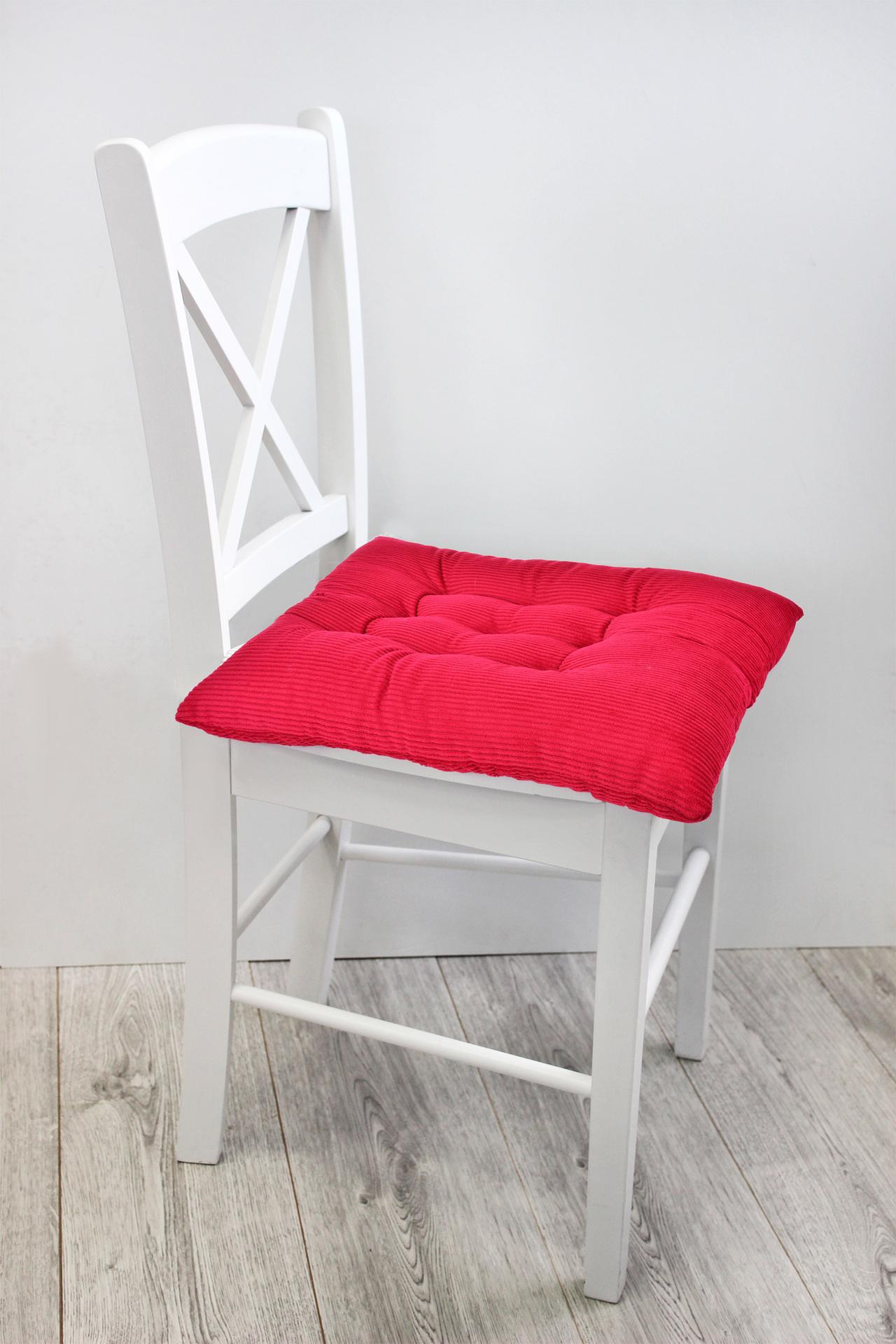 Sedák manšestr, na židle a křesla
