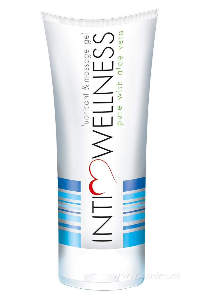 INTIMWELLNESS lubrikační a masážní gel s aloe vera