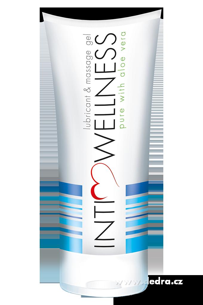 INTIMWELLNESS gel lubricant aloe vera