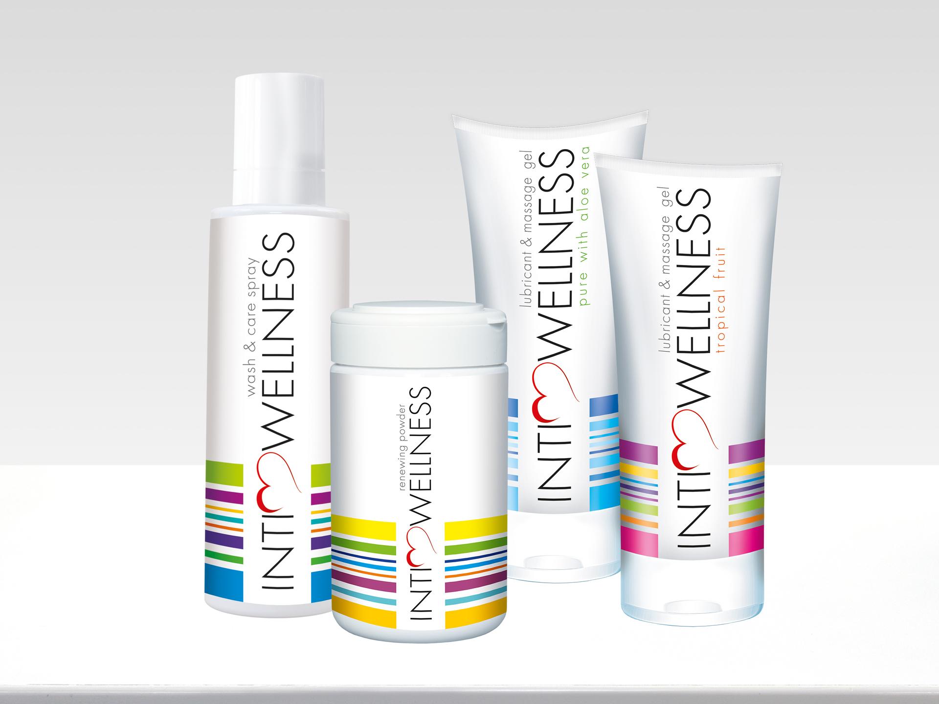 Sprej na mytí intimních masážních pomůcek, INTIMWELLNESS