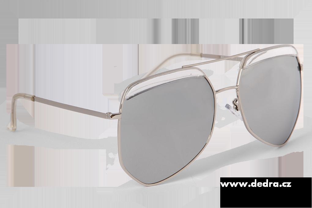 Sluneční brýle PILOTKY, 100% UV ochrana