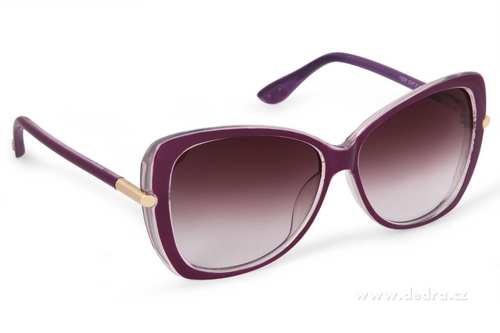 Sluneční brýle 100% UV ochrana baleno v ochr. sáčku