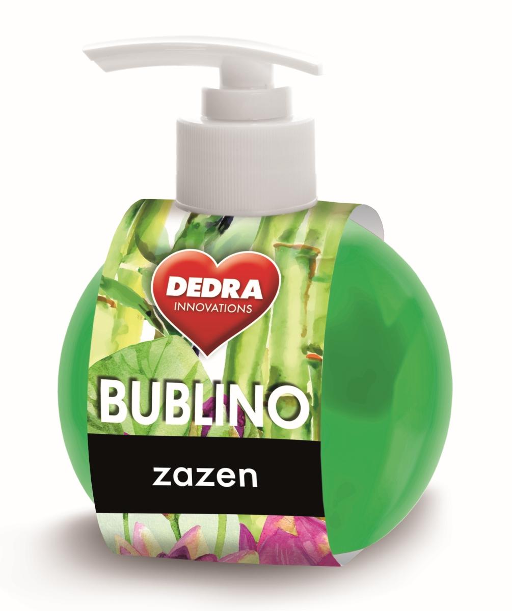 BUBLINO zazen gel-krémové mýdlo