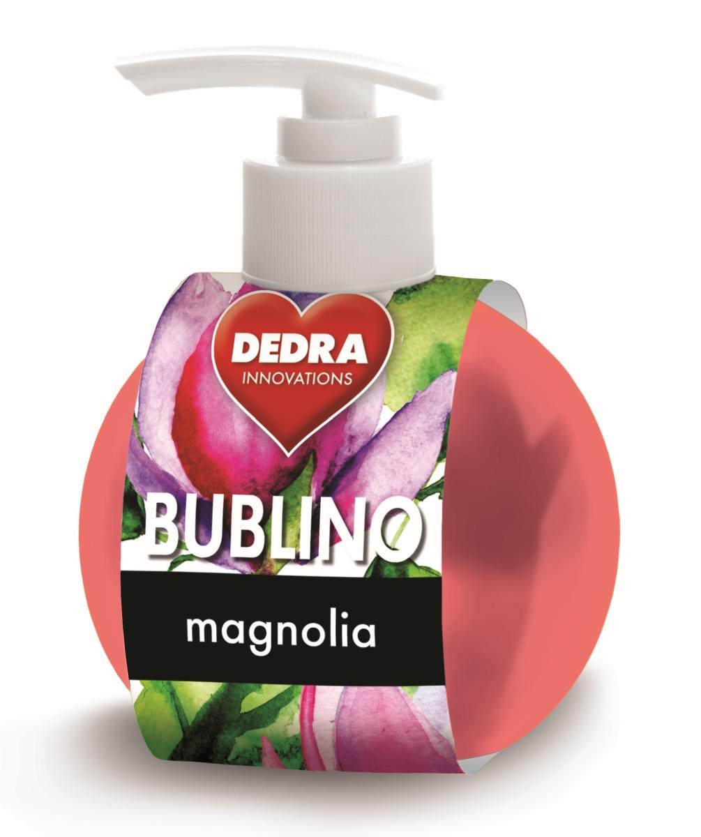 BUBLINO magnolia gel-krémové mýdlo