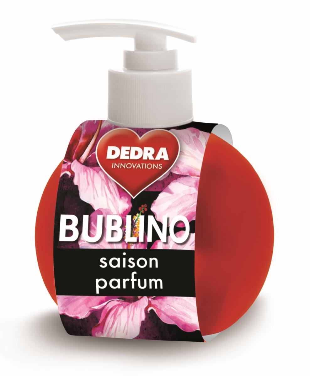 BUBLINO saison parfum gel-krémové mýdlo