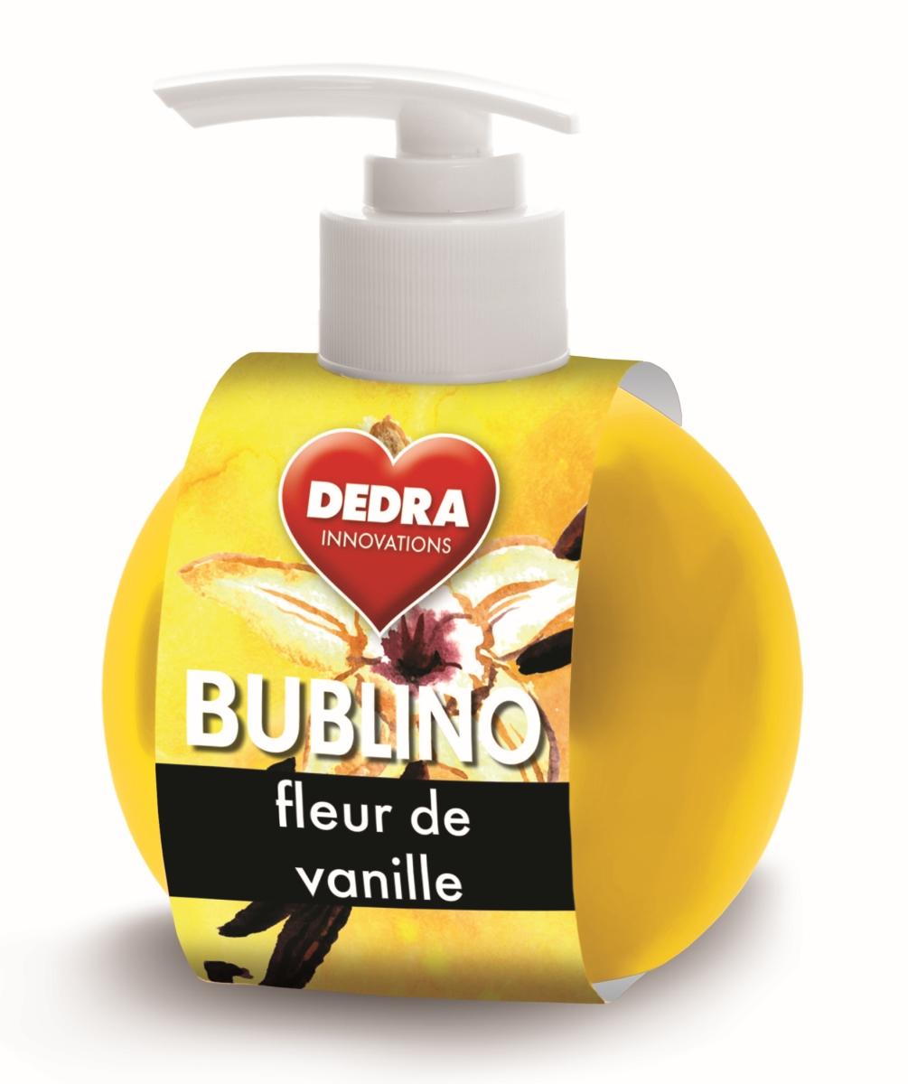 BUBLINO fleur de vanille gel-krémové mýdlo