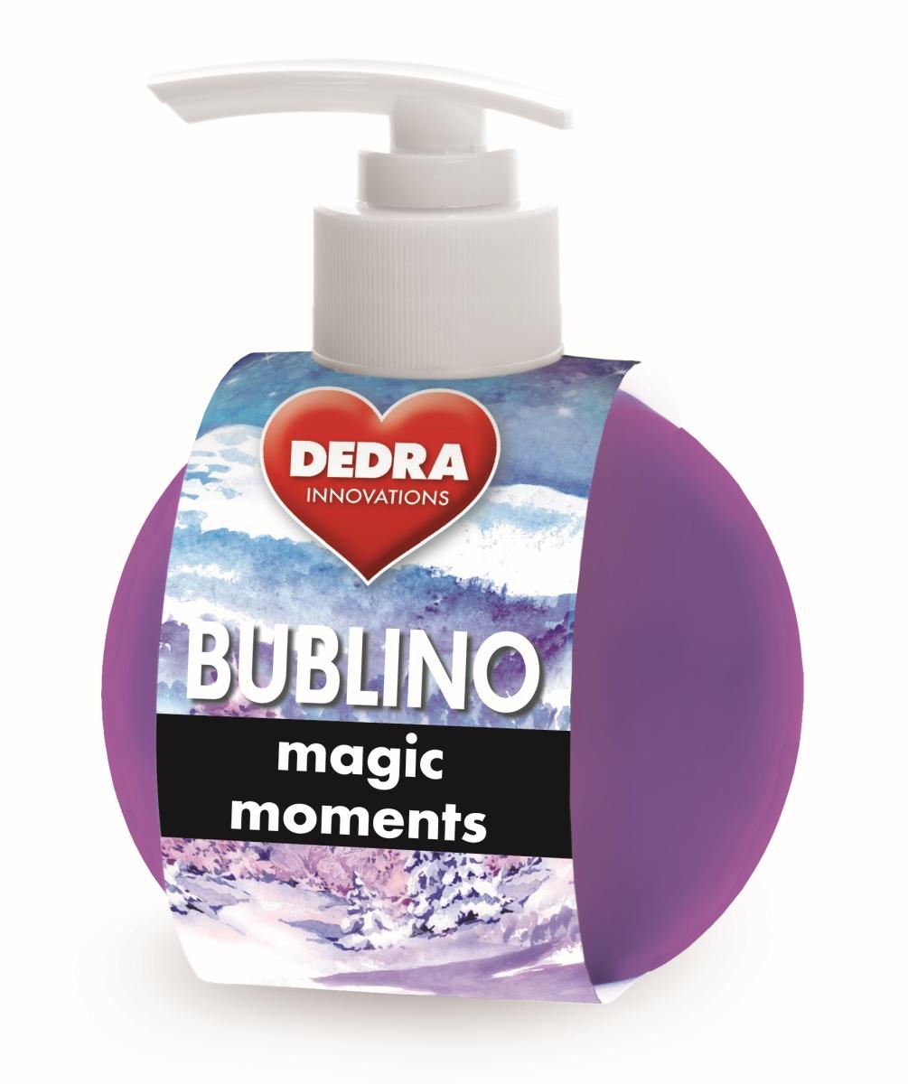 BUBLINO magic moments gel-krémové mýdlo