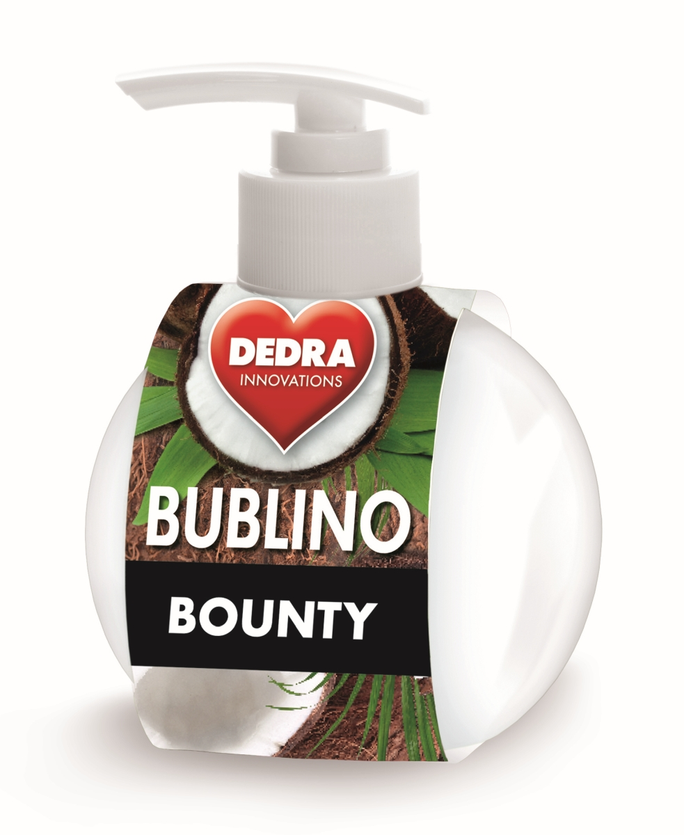 BUBLINO bounty gel-krémové mýdlo