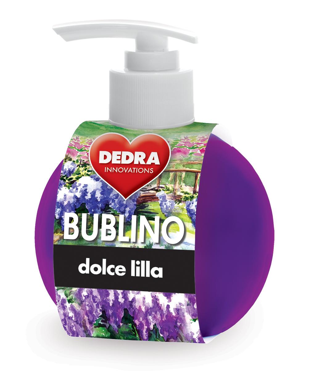 BUBLINO dolce lilla gel-krémové mýdlo