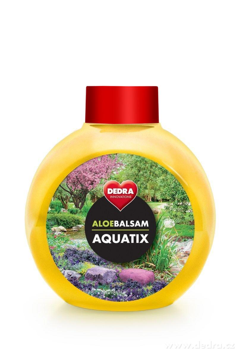 ALOEBALSAM AQUATIX infinity, koncentrát na ruční mytí nádobí bez pumpičky