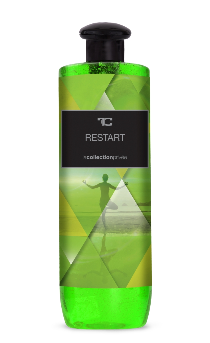 FC8795-SHOWER CREAM restart, sprchový gél, LA COLLECTION PRIVÉE, 500 ml