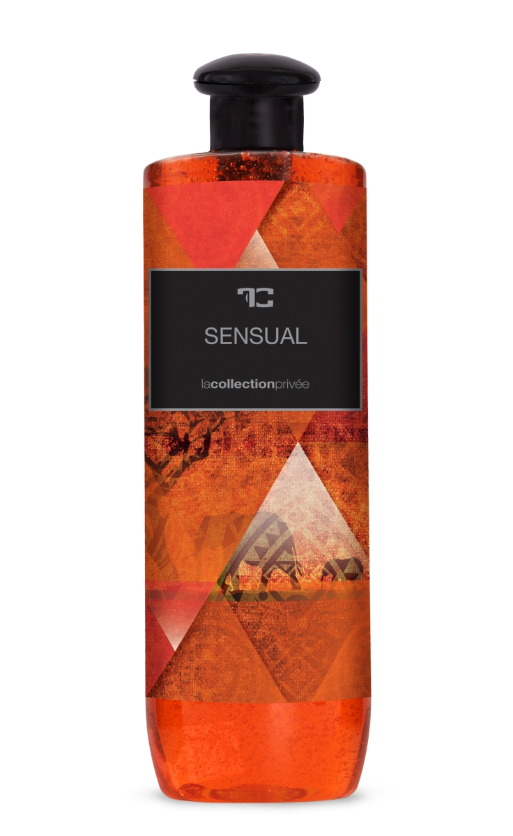 SHOWER CREAM 500 ml sensual LA COLLECTION PRIVÉE
