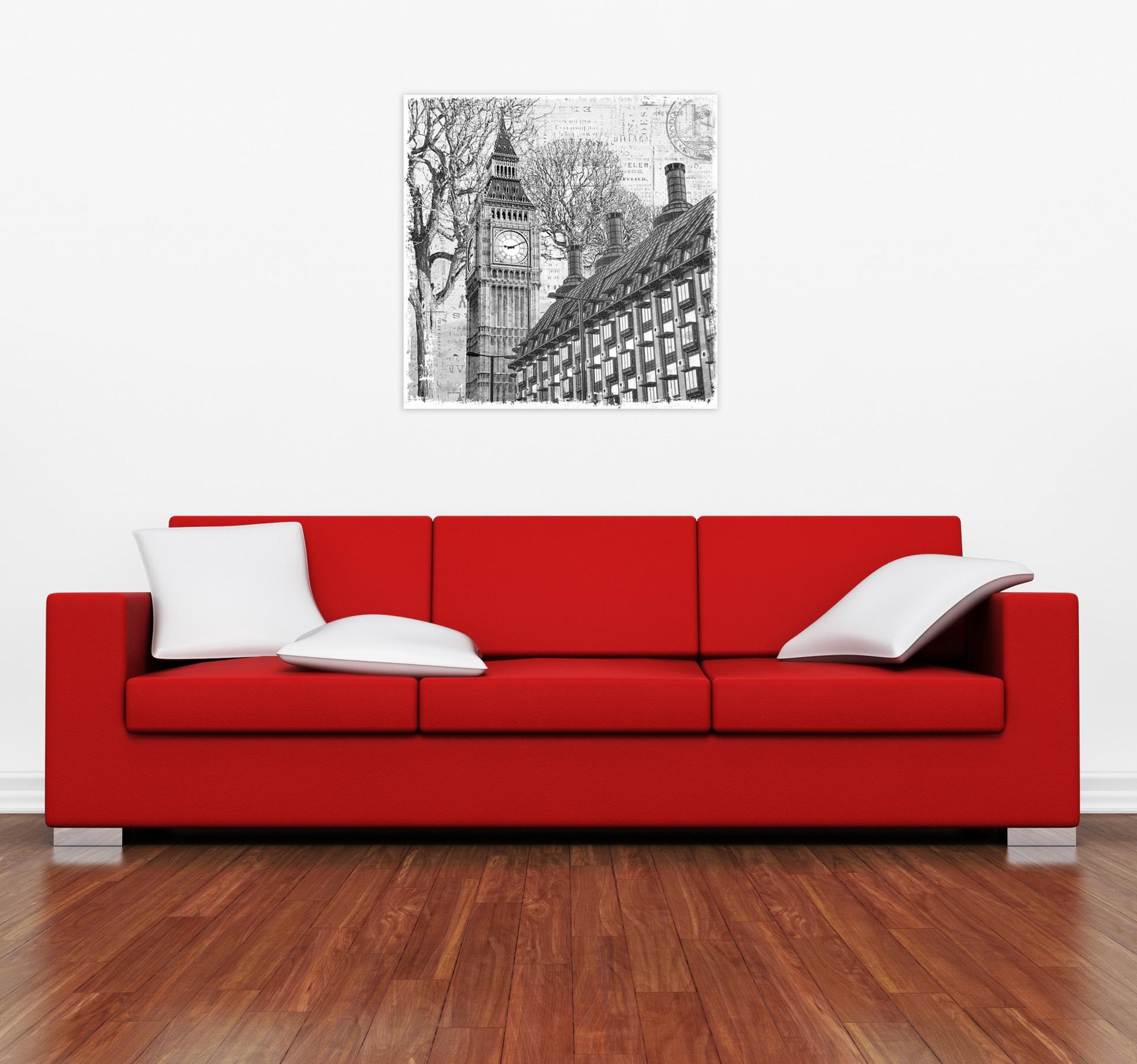 Obraz na canvasovém plátně, 50 x 50 cm