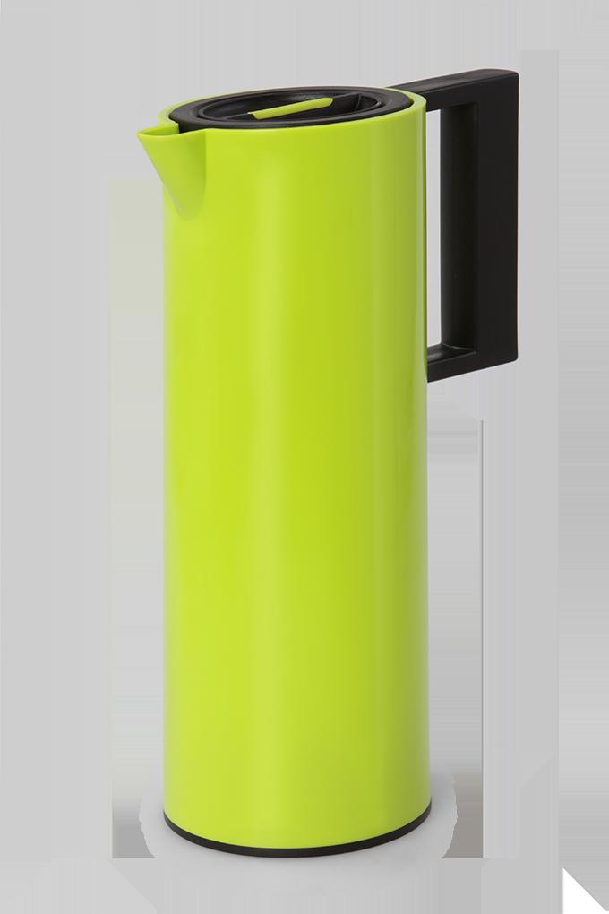 Thermoska 1 l na teplé i studené nápoje green