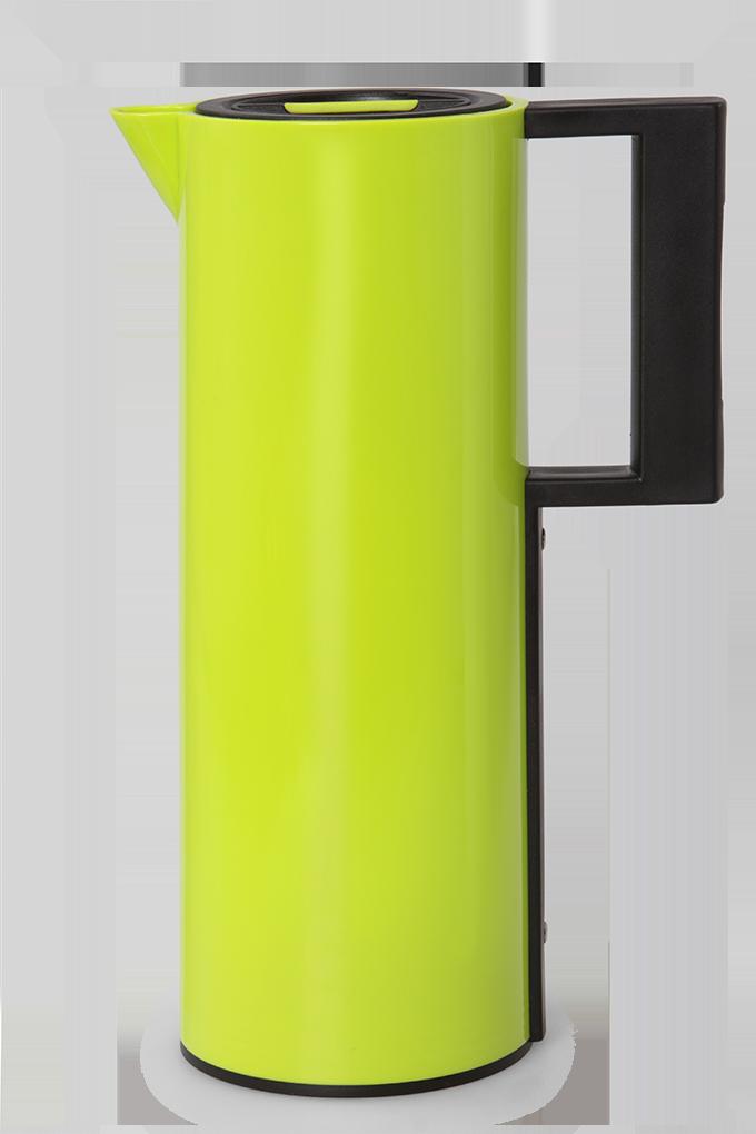 DA89512-Thermoska 1 l na teplé aj studené nápoje green