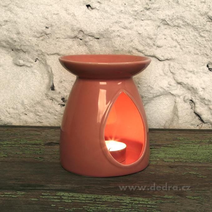 AROMALAMPA na čajové svíčky, keramická