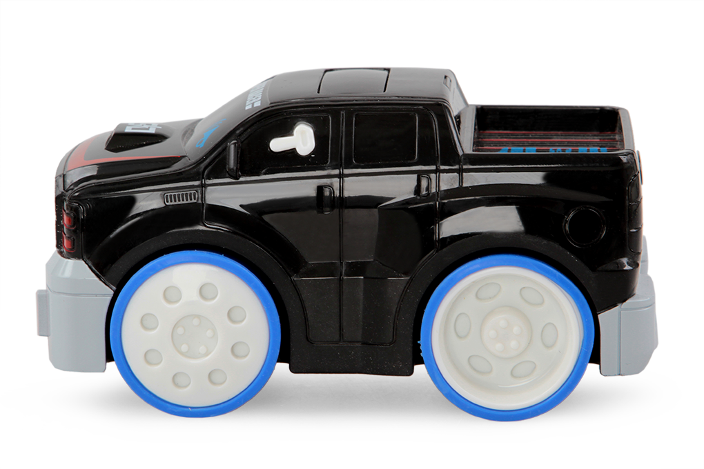 Dotykové auto, černé