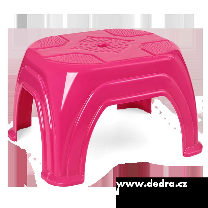 Štokrdle růžové, univerzální stolička