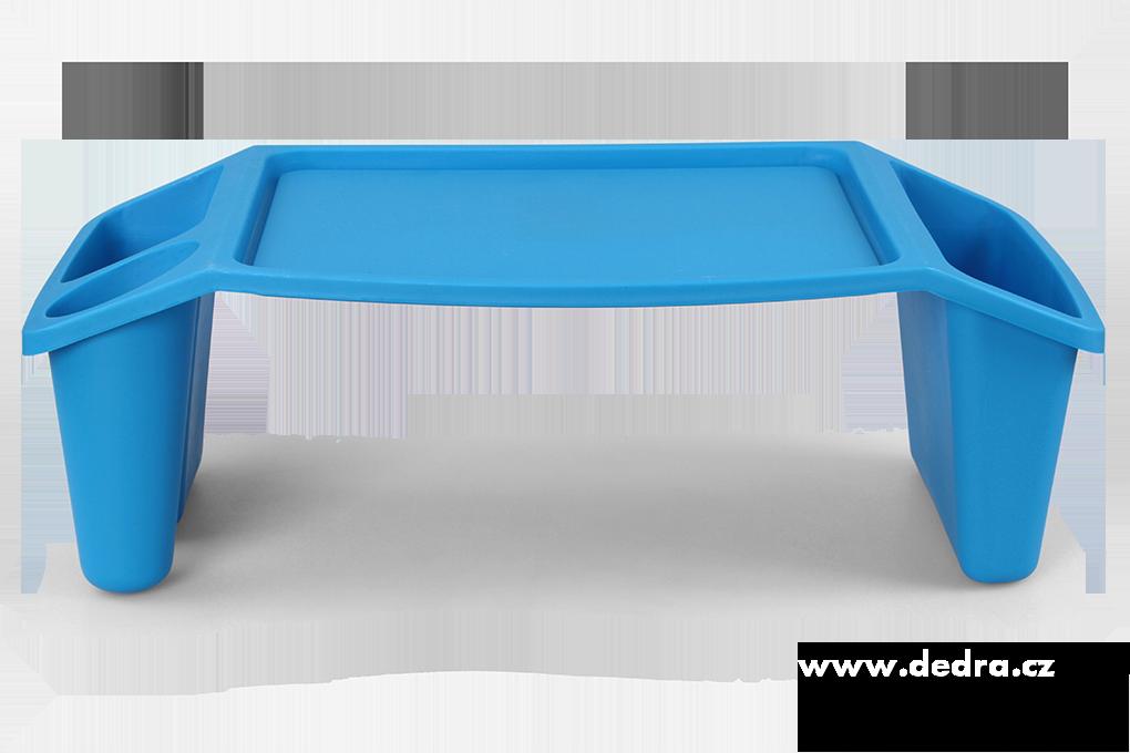 Gaučostolek & postelostolek modrý