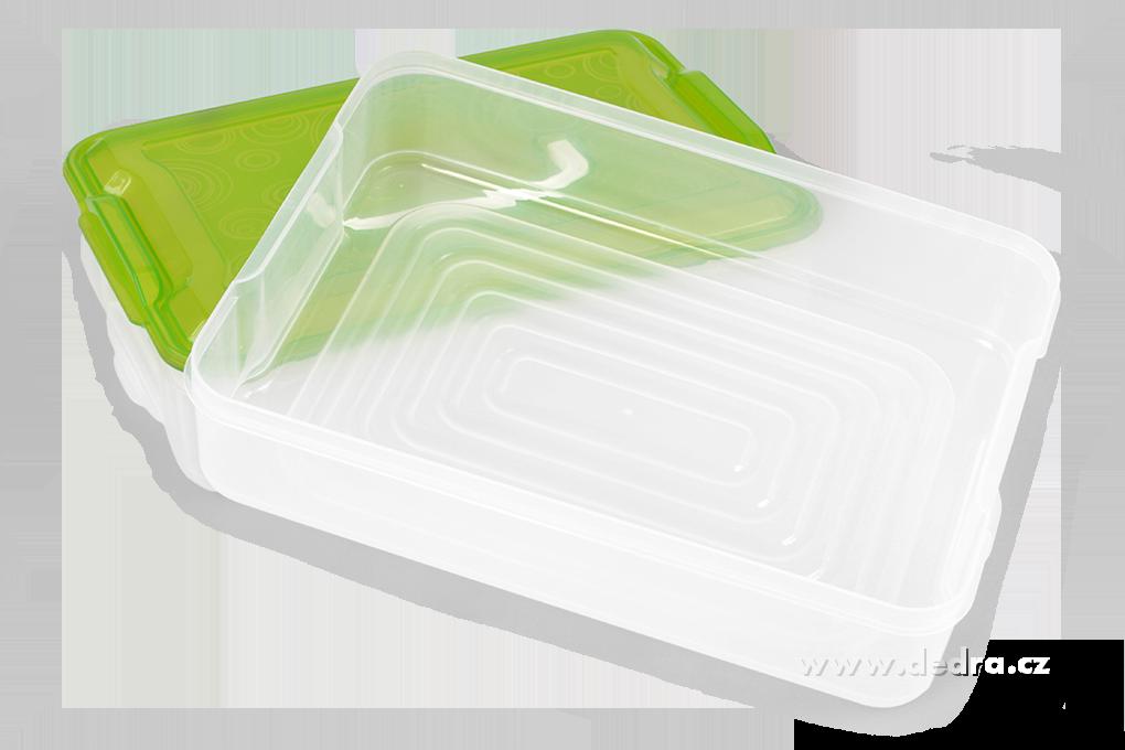 2 PATROVÝ XXL BUCHTONOŠ, box na potraviny