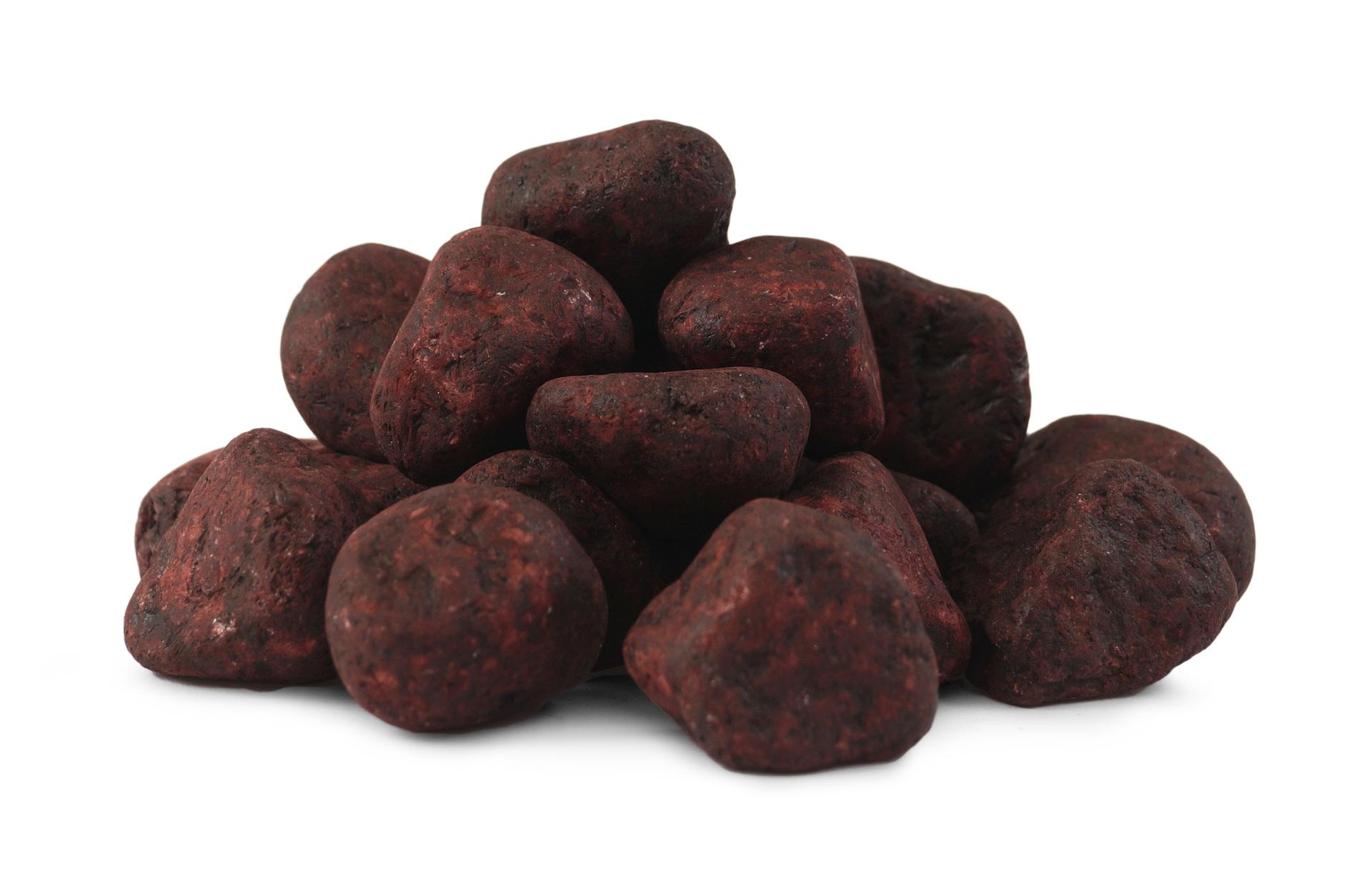 Dekorativní kameny, čokoládové, 500g