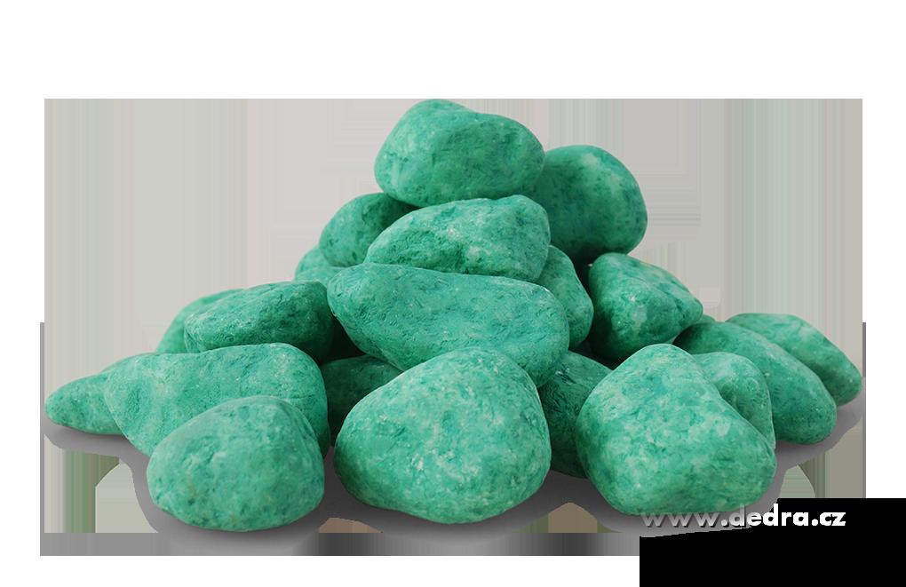 Dekorativní kameny tyrkysové