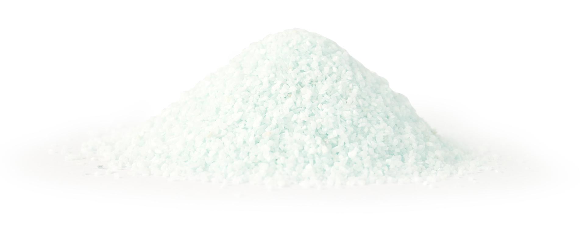 Dekorativní písek, nebesky modrý, 400g