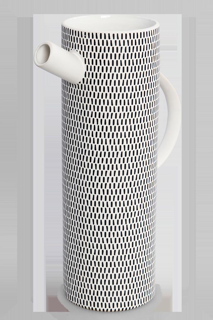 Keramická konvice MOSAICS objem cca 1650 ml