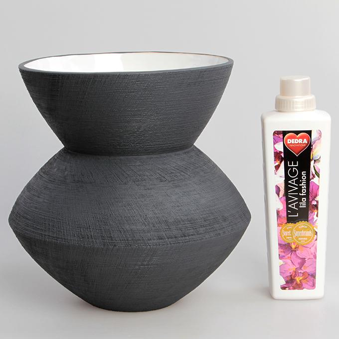 DA90721-XL keramická váza STONE výška 27,5 cm
