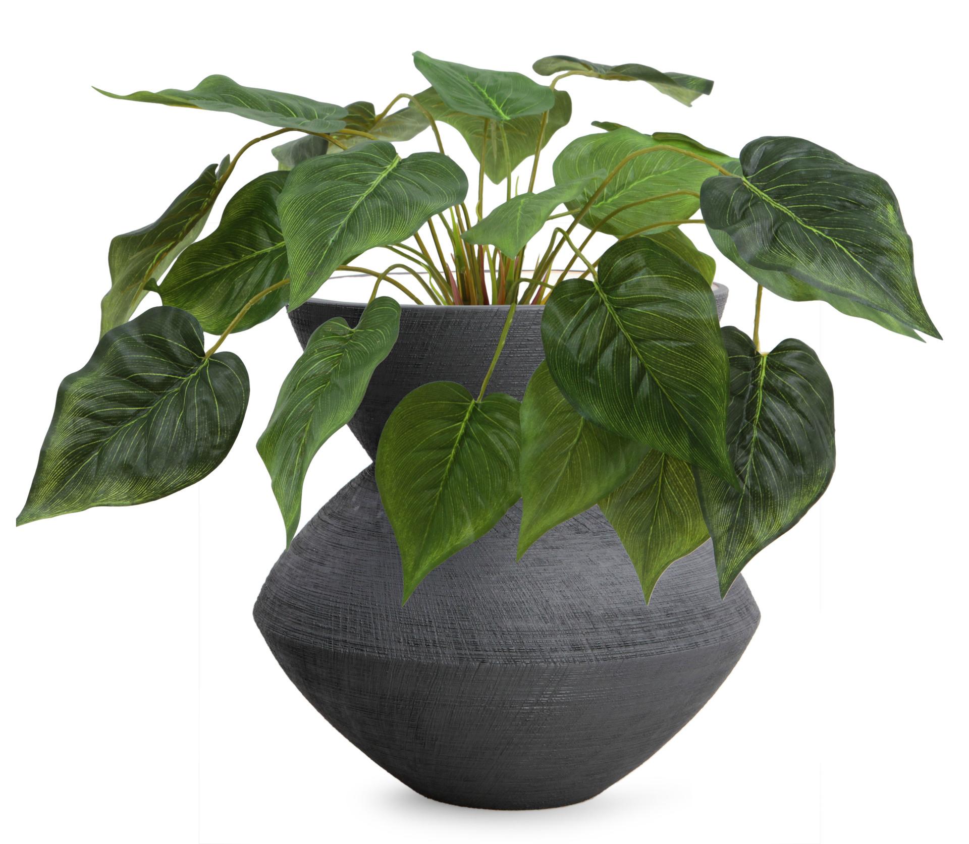 XL keramická váza, 27 cm, STONE CERAMICS