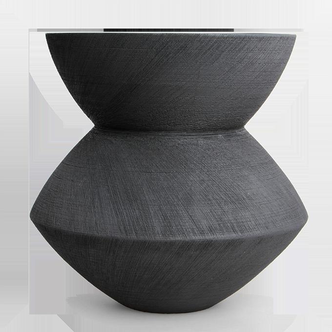DA90722-XXL keramická váza STONE výška 34,5 cm