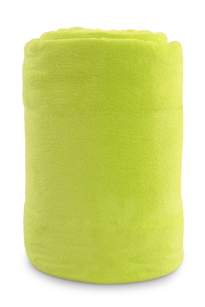 FC91164-XXL LAGOON prehoz jasne zelený 200 x 230 cm
