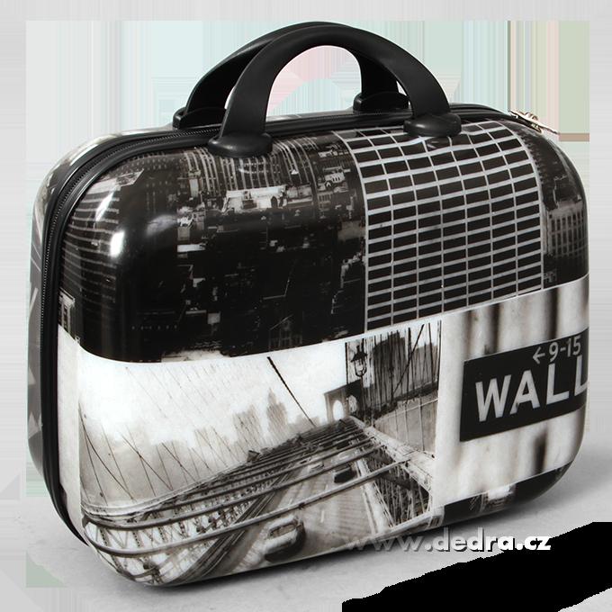 Kufr příruční menší, wall street