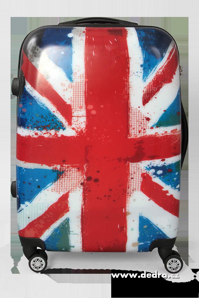 Kufr velký, British