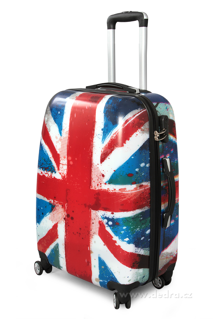 Kufr velký British 50 x 30 x 70 cm